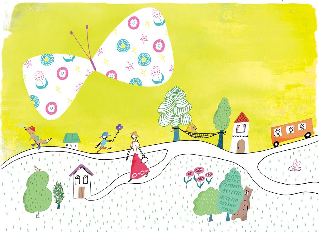 Colorful Days - やのひろこ[イ...